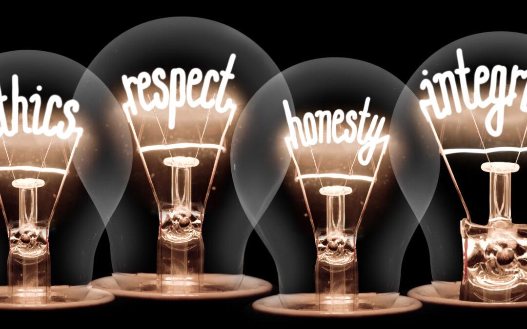 10 prácticas de 10 personas respetadas