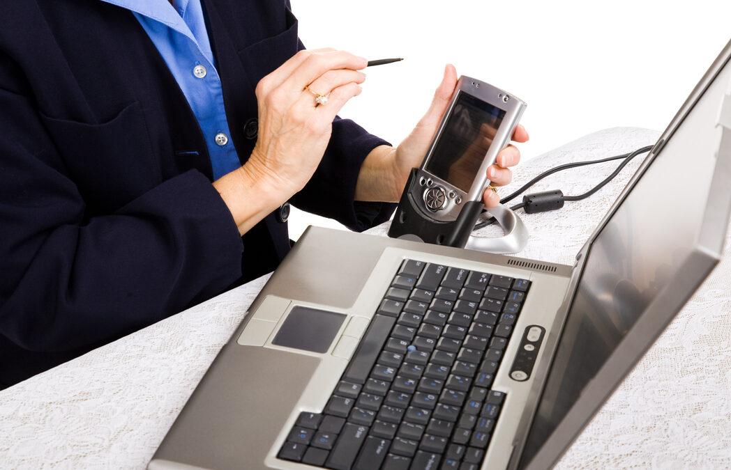 PDA o Palm: Mobile Antecessor