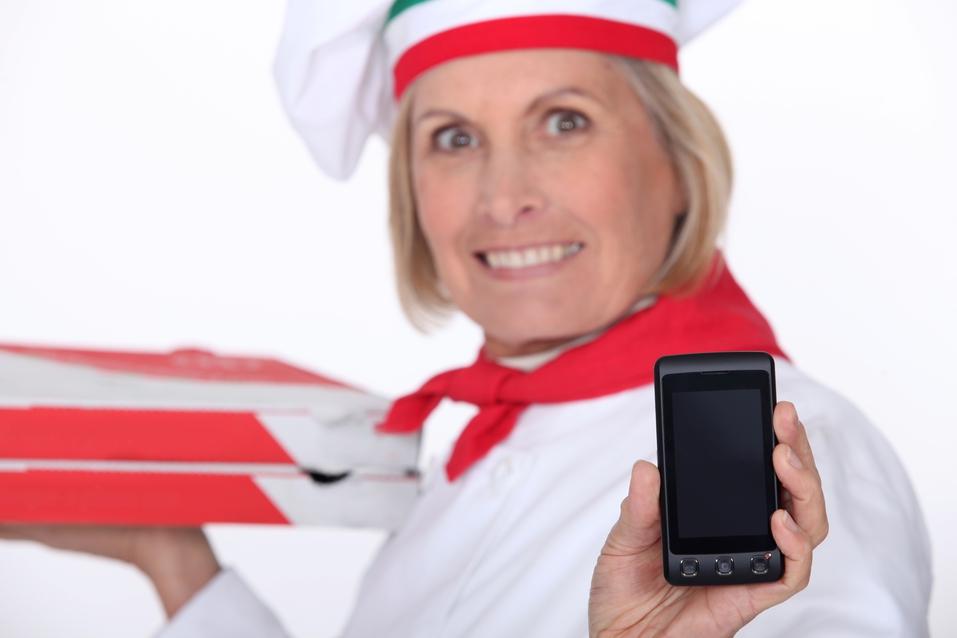 Telefónica y Telepizza crean un dispositivo para pedir pizzas con un solo click
