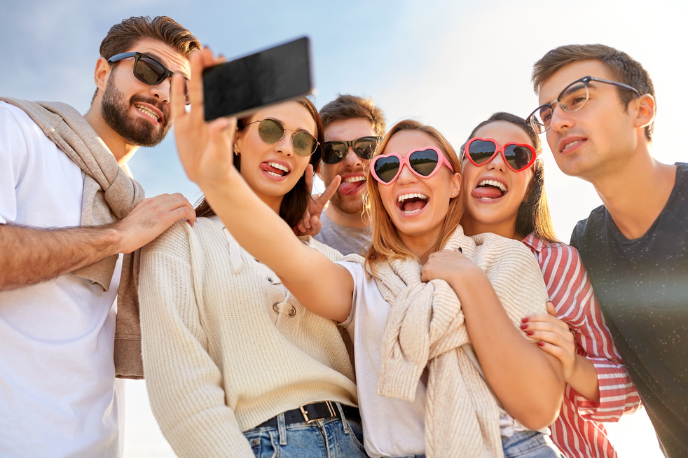 Marketing para Selfies. ¿qué nos dicen las selfies?