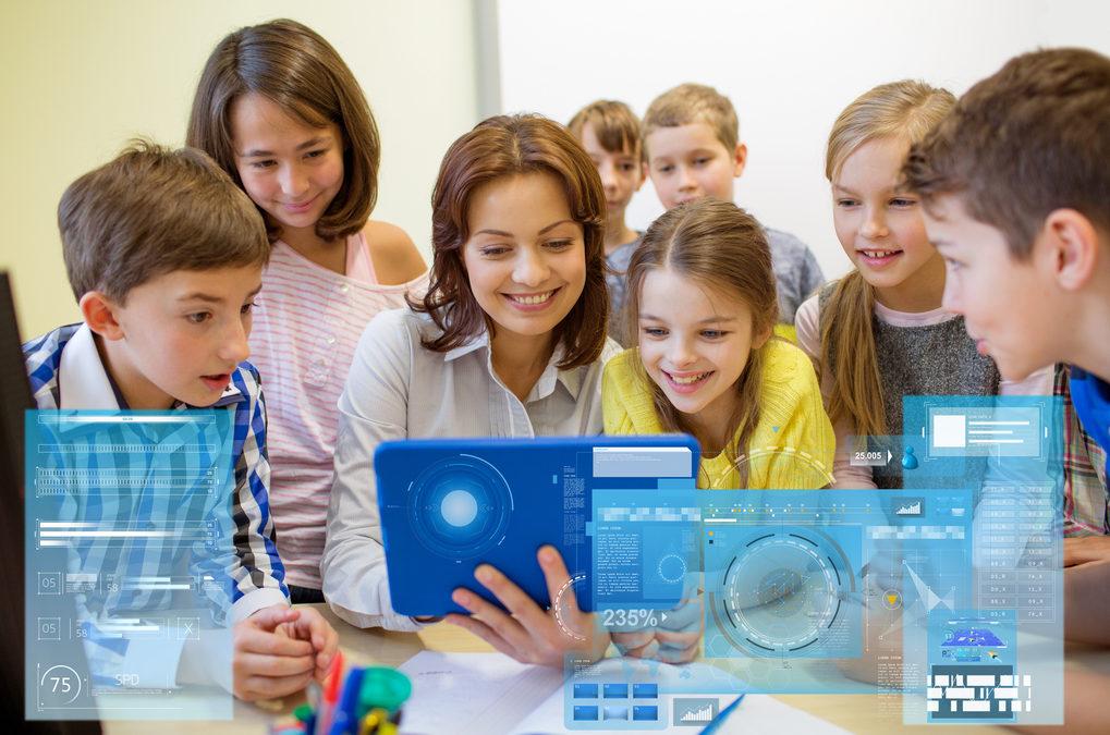 Aplicaciones educativas de iPad para niños