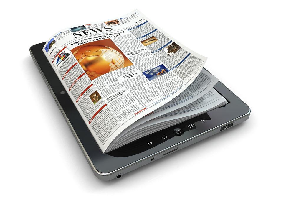 La audiencia de los periódicos digitales se vuelve móvil