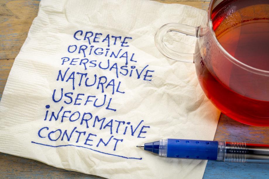 Consejos cortos para escribir en Internet