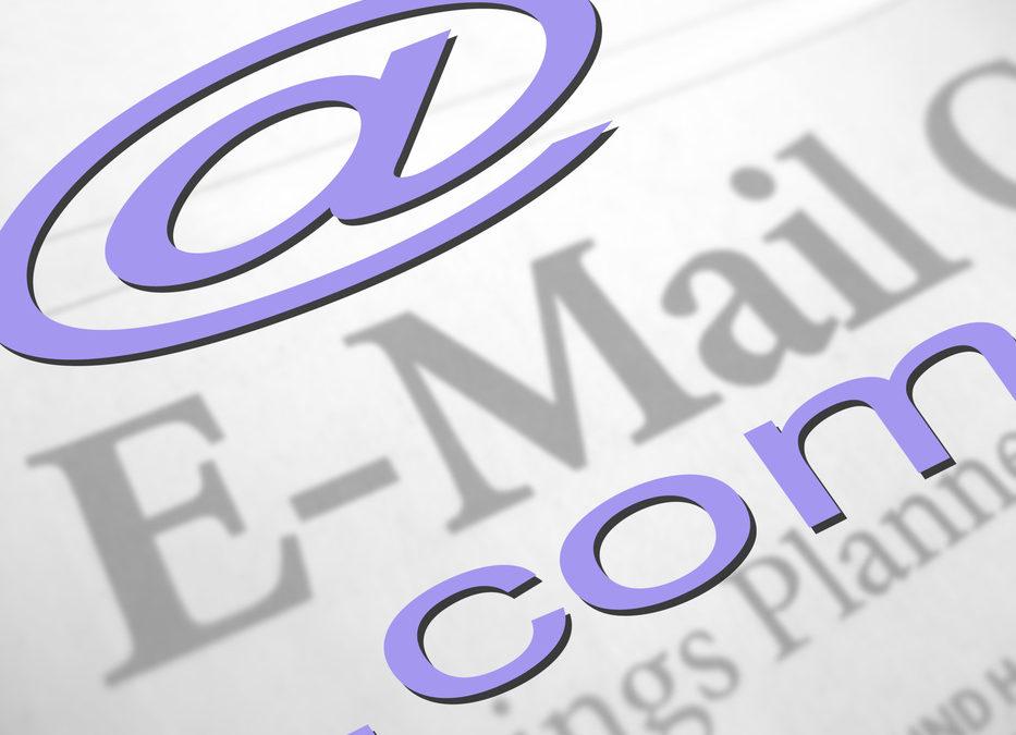 Cree su propia lista de correo organizada para que puntualidad sus seguidores se mantengan activos