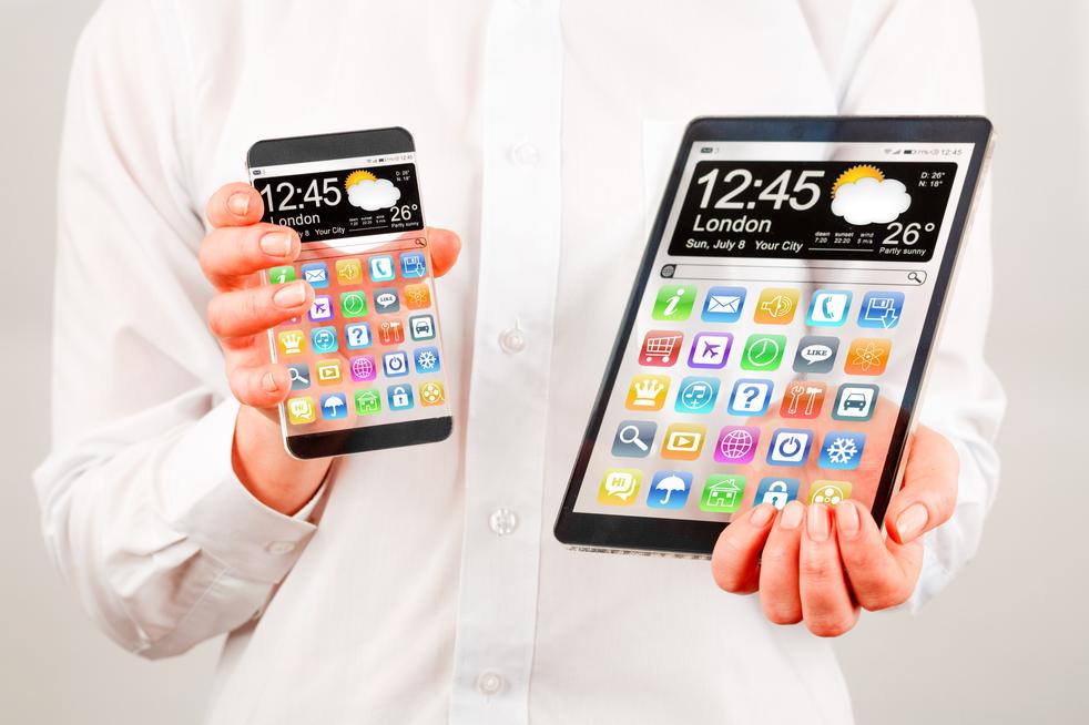 Del Zapatofeno al Smartpone (teléfonos inteligentes)