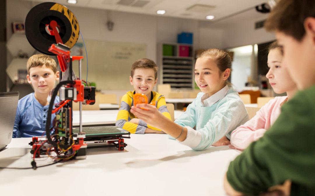 El potencial revolucionario de la impresión 3D. De huesos a repuestos para la Nasa