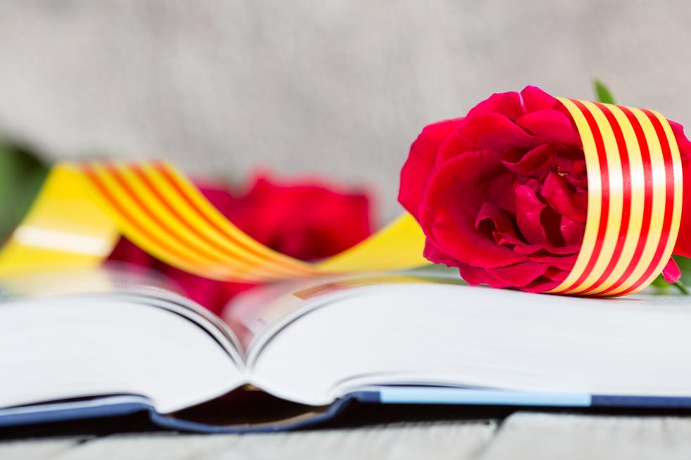 La Diada más cultural y romántica del calendario no es una jornada para quedarse en casa