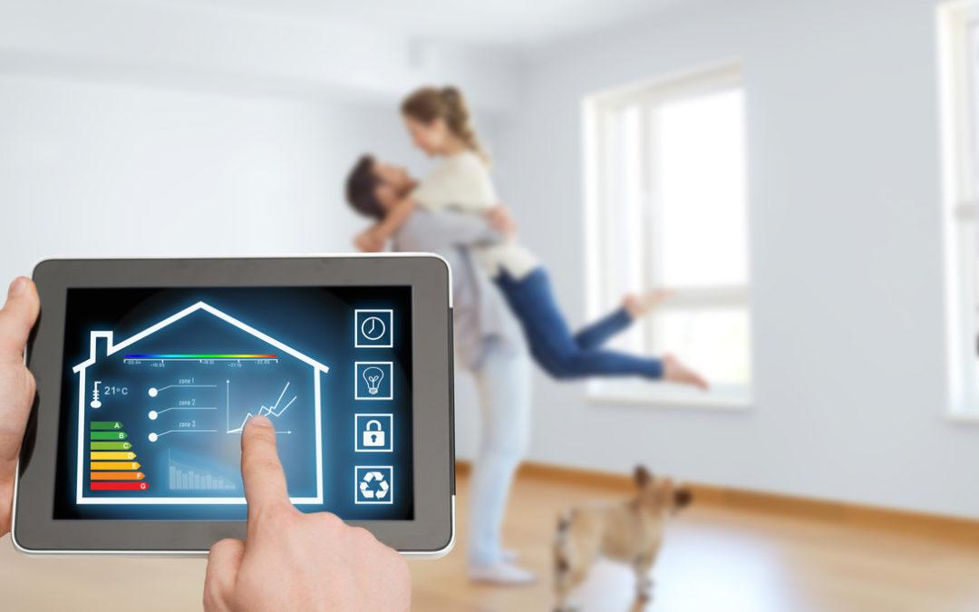 Los electrodomésticos inteligentes aprenden sobre las costumbres de sus residentes