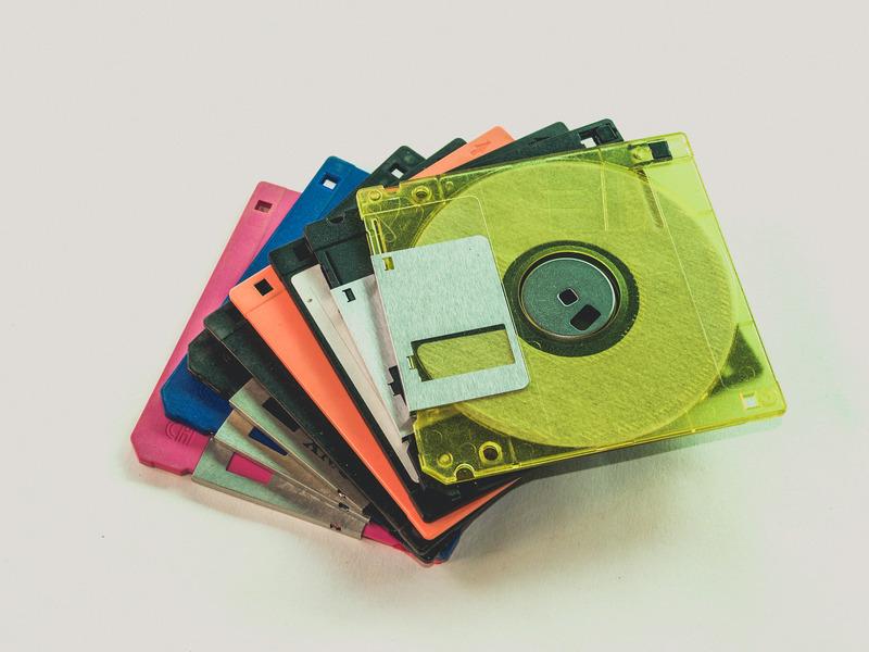 Mi experiencia personal. De el disquete o disco flexible, de revolución para almacenar datos a (casi) objeto de museo