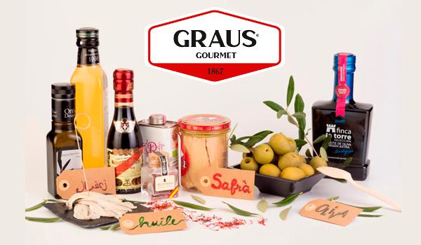 Proyecto Graus Gourmet